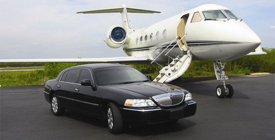 airport sedan - luxury airport limo